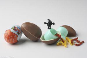 În America s-a interzis oul Kinder