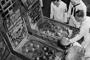 Pe când jocul Pinball era ilegal