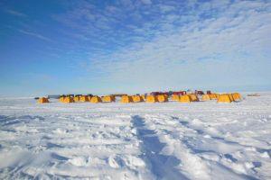 Cât e ceasul în Antarctica?