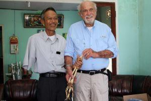 Și-a pierdut mâna pe care a revăzut-o după 50 de ani