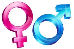 Simbolurile de feminin şi masculin, reprezintă de fapt metale?
