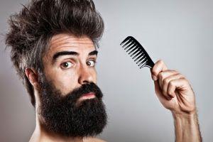 Tratamentul era să poarte barbă