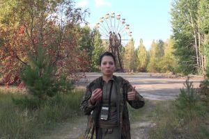 Femeia care a mâncat fără probleme mere de la Cernobîl
