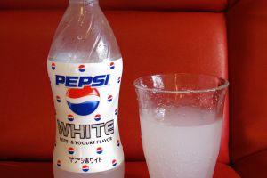 Pepsi cu gust de castane sau tiramisu