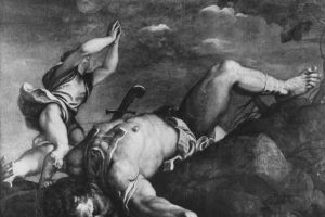 Adevărata poveste a lui David şi Goliat