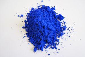 O nouă nuanţă de albastru a fost descoperită accidental