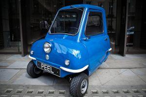 Cel mai mic automobil din lume