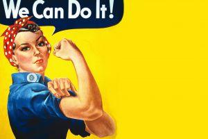 """Adevărul din spatele celebrului poster """"We Can Do It"""""""