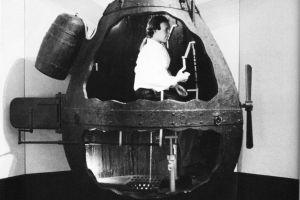 Primul submarin a fost de fapt o armă