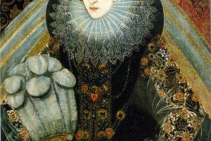 Regina Virgină a Angliei şi epoca elisabetană