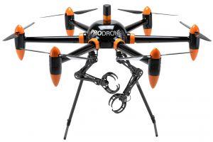 Drona cu gheare robotice: grozavă şi în acelaş timp terifiantă