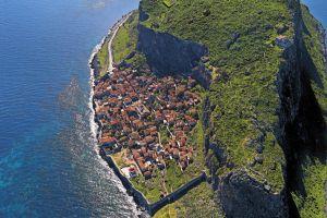 Fortăreaţa medievală secretă: Monemvasia
