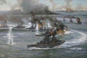 De ce bătălia Iutlandei este cea mai importantă din Primul Război Mondial?