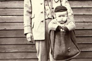 Îşi trimiteau copiii prin poştă, pentru că era mai ieftin