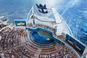 Cea mai mare navă de croazieră din lume