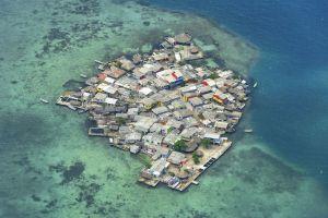 Santa Cruz Del Islote sau utopia aglomerată