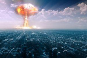 Ce s-ar întâmpla dacă o bombă nucleară ar fi aruncată asupra unui oraş?
