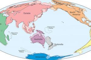 Dreptate continentului nou-descoperit!