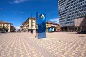 Cianometrul din Ljubljana