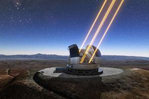A început construcţia telescopului extrem de mare