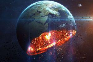 Un cutremur ar putea crăpa în două o planetă?