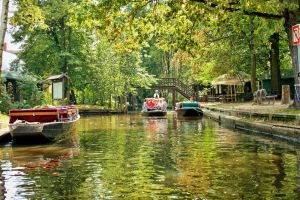 Spreewald: Veneţia Germaniei