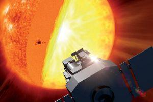 Nucleul soarelui se roteşte de patru ori mai rapid decât suprafaţa sa