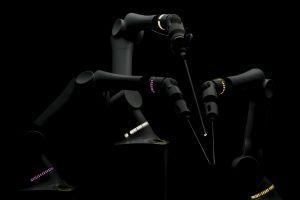 S-a prezentat cel mai mic robot chirurgical din lume