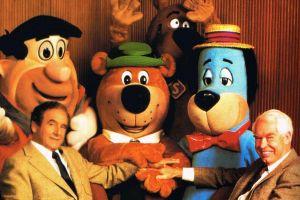 De ce poartă gulere personajele din desenele animate Hanna-Barbera?