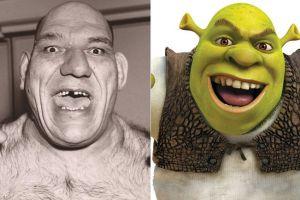 Faceţi cunoştinţă cu Maurice Tillet, sursa de inspiraţie a lui Shrek