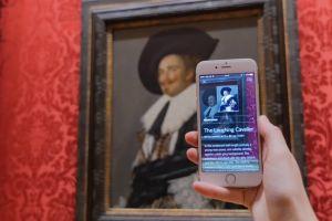 """O nouă aplicaţie funcţionează ca """"un Shazam pentru lumea artei"""""""