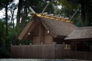 Cea mai sfântă clădire a japonezilor trebuie demolată la fiecare 20 de ani